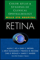 Retina Color Atlas & Synopsis of Clinical Ophthalmology (Wills Eye Hospital Series)