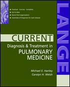 Current Diagnosis & Treatment in Pulmonary Medicine