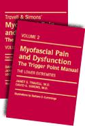 Travell & Simons Myofascial Pain and Dysfunction,상,하지세트