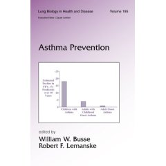 Asthma Prevention (Lung Biology in Health and Disease)