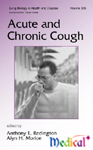Acute & Chronic Cough(Lung Biology in Health & Disease)