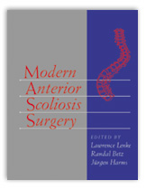 Modern Anterior Scoliosis Surgery, 2DVD Include