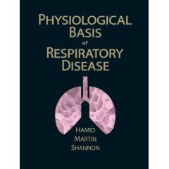 Physiologic Basis of Respiratory Disease