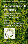 Hepatitis B and D Protocols Volume 2: Immunology, Model Systems, and Clinical