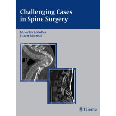 Challenging Cases in Spine Surgery (Hardcover)