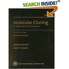 Molecular Cloning: A Laboratory Manual (3-Volume Set) (Hard Cover)