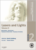 Procedures in Cosmetic Dermatology Series:Lasers & Lights:Vol.2(with DVD),2/e
