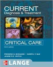 Current Critical Care Diagnosis and Treatment 3e