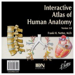 Interactive Atlas of Human Anatomy 3.0(Netter Basic Science) (CD-ROM)
