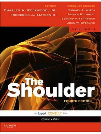 The Shoulder,4/e(2Vols) - Expert Consult:Online, Print, and DVD