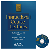 (ICL 2009) Instructional Course Lectures 2009,vol.58(with DVD)