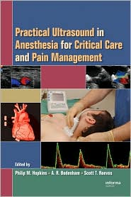 Practical Ultrasound in Anesthesia for Critical Care and Pain Management (Hardcover)