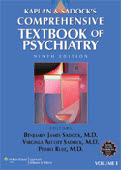 Kaplan & Sadock's Comprehensive Textbook of Psychiatry,9/e(2Vols)