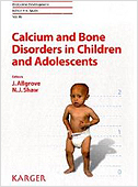 Calcium & Bone Disorders in Children & Adolescents