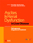 Ascites & Renal Dysfunction In Liver Disease,2/e