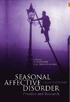 Seasonal Affective Disorder,2/e: Practice & Research