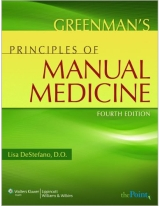 Greenman's Principles of Manual Medicine, 4/e [Hardcover]