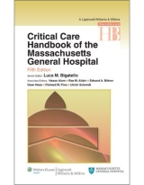 Critical Care Handbook of the Massachussetts General Hospital, 5/e