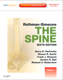 Rothman Simeone The Spine, 6th Edition
