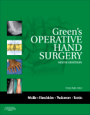 Green's Operative Hand Surgery, 6/e, 2-Volume Set Expert Consult: Online and Print