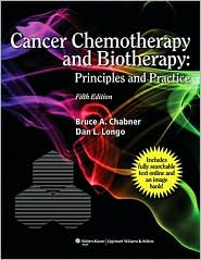 Cancer Chemotherapy and Biotherapy: Principles and Practice ,5/e