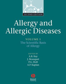 Allergy & Allergic Diseases,2/e(2Vols)