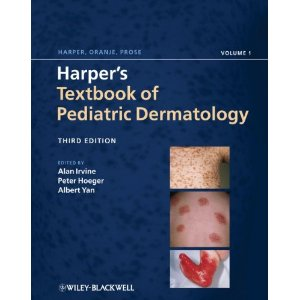 Textbook of Pediatric Dermatology, 3/e(2Vols)