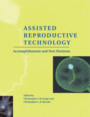 Assisted Reproductive Technology: Accomplishments and New Horizons