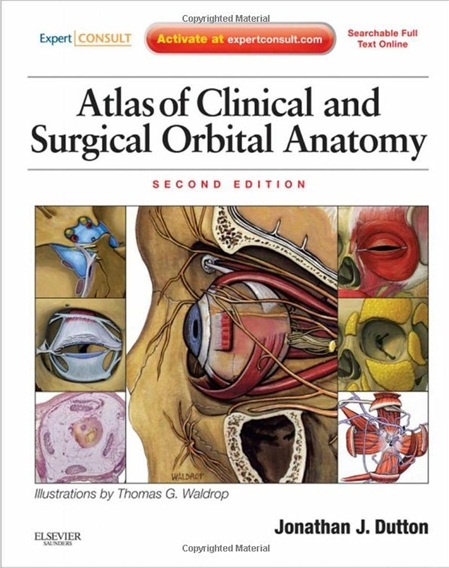 Atlas of Clinical & Surgical Orbital Anatomy,2/e: Expert Consult-Online & Print