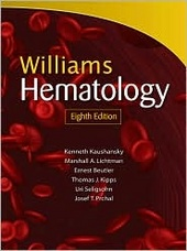 Williams Hematology-8판