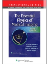 The Essential Physics of Medical Imaging-3판(I/E) [Hardcover]
