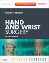 Operative Techniques: Hand & Wrist Surgery,2/e