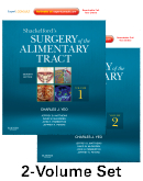 Shackelford's Surgery of the Alimentary Tract - 2 Vol Set-7판