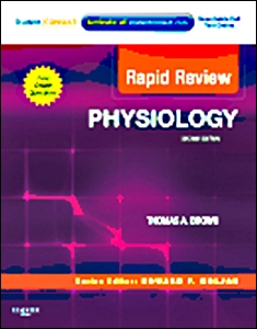 Rapid Review Physiology-2판: With STUDENT CONSULT Online Access