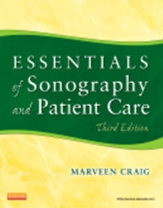 Essentials of Sonography & Patient Care,3/e