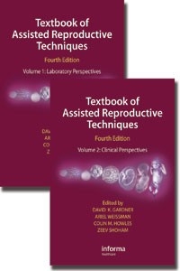Textbook of Assisted Reproductive Techniques,2Vols 4판