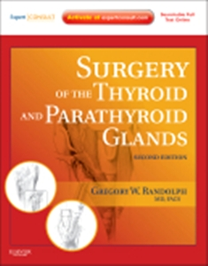 Surgery of the Thyroid & Parathyroid Glands,2/e