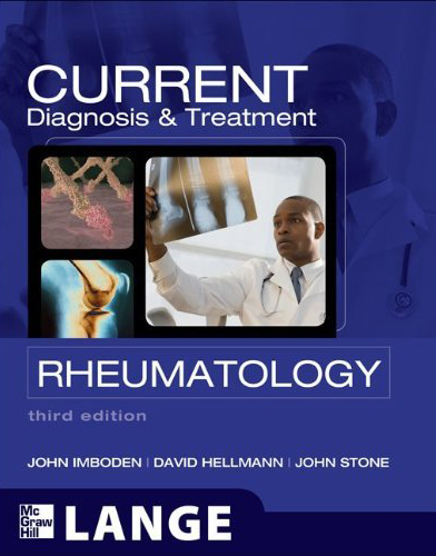 Current Diagnosis & Treatment in Rheumatology, 3/e