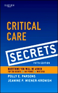 Critical Care Secrets,5/e