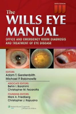 Wills Eye Manual,6/e