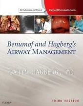 Benumof & Hagberg's Airway Management, 3 edition