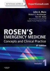 Rosen's Emergency Medicine, 8/e(2vol.)