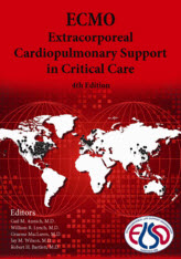 ECMO: Extracorporeal Cardiopulmonary Support in Critical Care,4/e