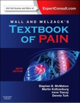 Wall & Melzack's Textbook of Pain: Expert Consult - Online and Print, 6/e [Hardcover]