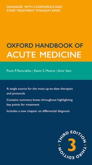 Oxford Handbook of Acute Medicine,3/e