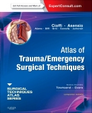 Atlas of Trauma Emergency Surgical Techniques: A Volume in the Surgical Techniques Atlas Series - Expert Consult: Online and Print, 1e [Hardcover]