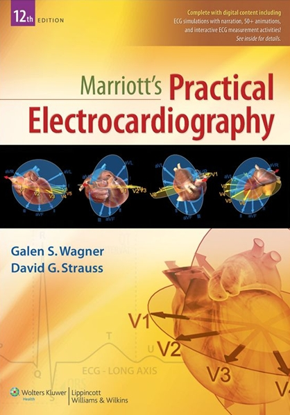 Marriott's Practical Electrocardiography,12/e