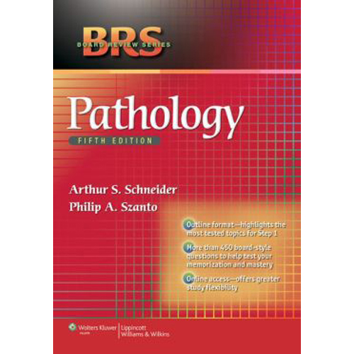 BRS Pathology,5/e(Board Review Series)