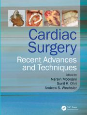 Cardiac Surgery : Recent Advances and Techniques-1판