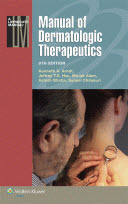 Manual of Dermatologic Therapeutics,8/e